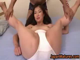 Chisa kirishima asiatique mature part5