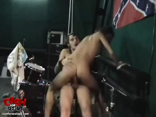 Couple fucks in the steamy bathroom Video