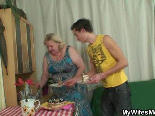 grandma, granny, scandal, daughter