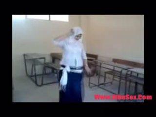 Arab egypte dance v školské