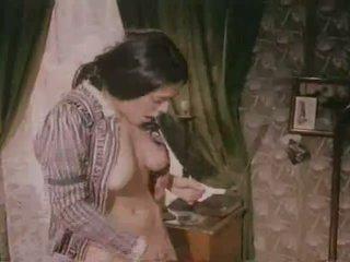 Vokiškas klasikinis porno filmas nuo the 70s video