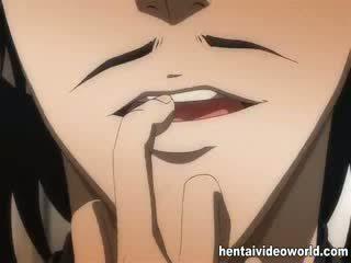 Hentai babe with cock underground fuck