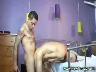 First timer gets bj and anal and loves it