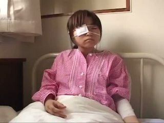 Young japanese slut with ruptured boobs and anal injury