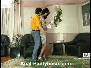 Emmie And Adam Cool Anal Pantyhose Mov