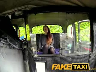 Faketaxi struggling student earns extra nagt pul in the back of my taxi