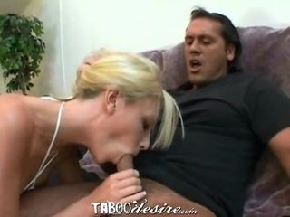 Keri sable tastes an older titi