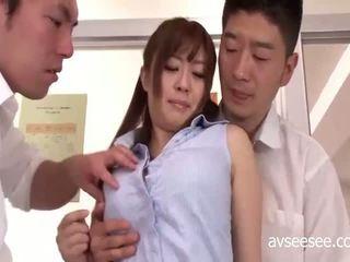 Busty Teacher Having Sex In Classroom