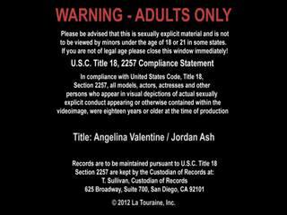 Angelina valentine xxx