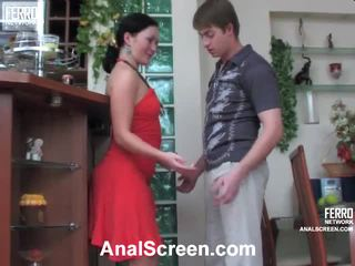 Gwendolen And Arthur Stunning Anal Movie