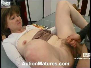Elinor a morris sexuální starý výkon
