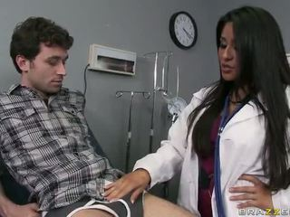 Big Ass Doctor Jenaveve Jolie Wants To Gets Fucked Hard Video