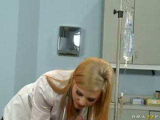 Brandi Belle Hot Doctor Lick The Cock Of Excited Patient