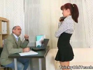 Stefany fucks tricky vana õpetaja