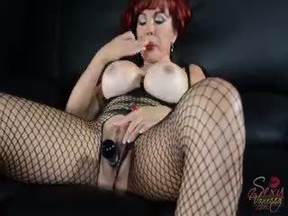leksaker, bäst stora bröst fin, redhead mer