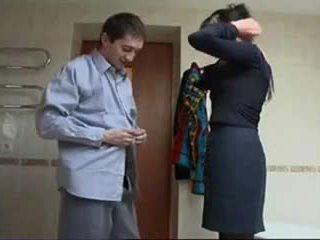 Ruse moshë e pjekur egërsisht seks