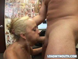Breanna Fox Sucking Job