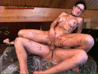 kinky, anal sex, sloppy