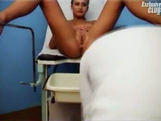 kinky, pussy, doctor