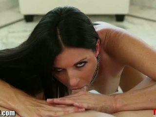 Throated: India Summer knows how to suck