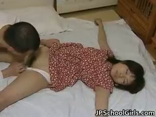 Extremely 熱 日本語 schoolgirls part4
