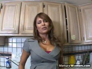 milf sex internetis, sa küps, vaatama aged lady täis