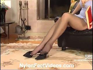 Rosa dan laura sejuk pantyhose kaki seks / persetubuhan