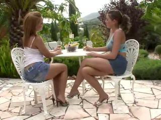 pinakamabuti babes malaki, lesbian hottest