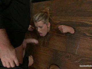 Immature aiden aspen going skozi the punishment