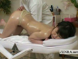 日本, 老+年輕, 按摩
