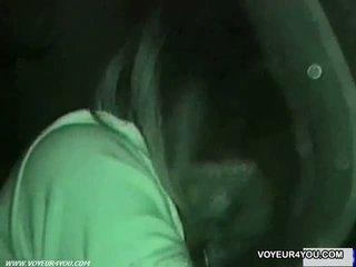 Auto sex recorded von unsere spycam