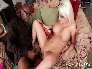 velike joške, glej interracial najbolj vroča, najboljše pornozvezdami brezplačno
