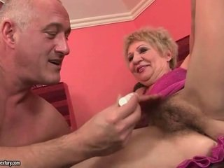 Perempuan tua seks kompilasi