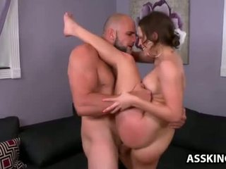 Lily Love gets her round ass fucked