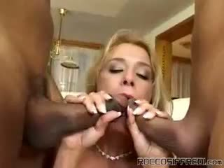 Kid Jamaica & Jazz Fucking The Shit Out Of A Horny Blonde