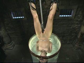 Träldomen och vatten tortyr