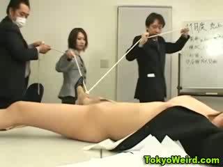 Bizarre bondage fetish asian