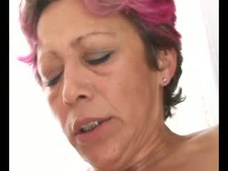 old, gilf, buttfucking, grandma