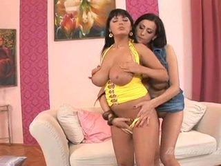 more tits, melons, big boobs fun