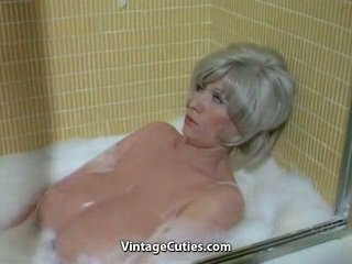 Chesty Morgan Washing Her World's Great Bust