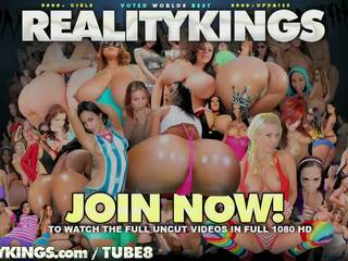 Reality Kings -Savanna does anal