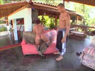 Darlene brésilien anal