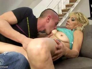 Hot grandma gets fucked pretty hard