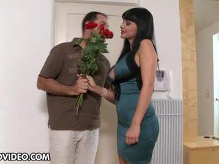 gorące hardcore sex, więcej blow job, zabawa trudno kurwa