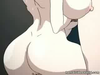 Loads של הנטאי קטעי גמירות לשפוך את של שלה שני holes