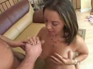 19 rok stary andrea ash gets jej cipka pounded