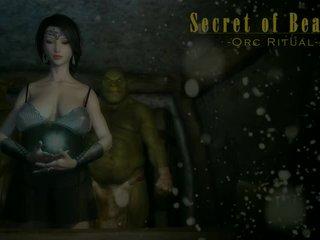 3d animated gadis apaan orcs