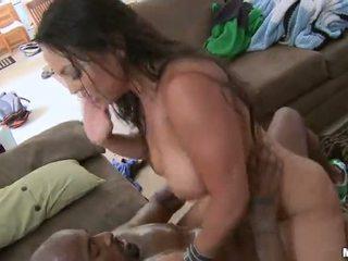 Sexy máma jsem rád šoustat adriana lima fucked těžký podle a černý kohout video
