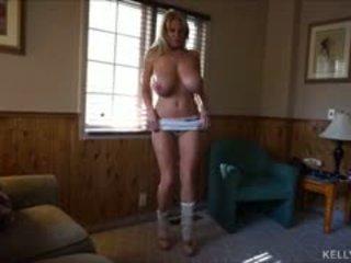 Kelly Madison Titty Fucks A Big Cock
