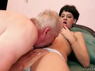 Teen fucking her old boyfriend